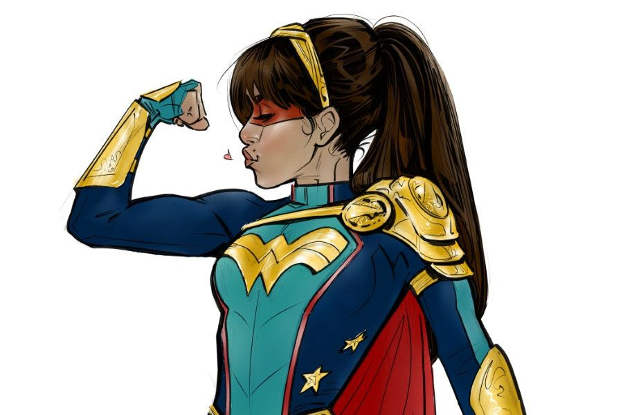 Yara Flor Wonder Girl