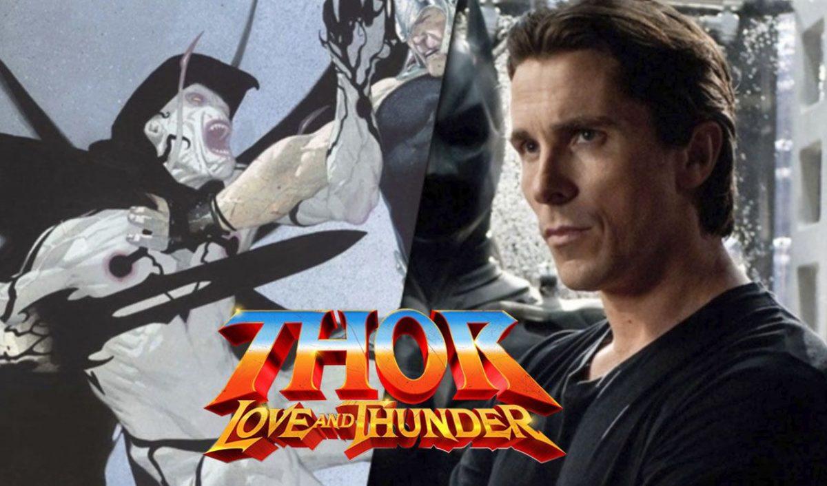 """Quien es Gorr, el villano de """"Thor Love & Thunder"""""""