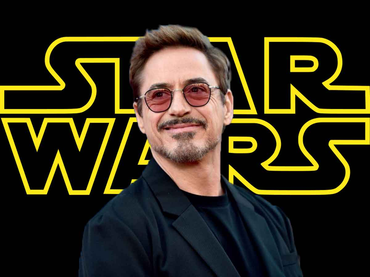Robert Downey Star Wars