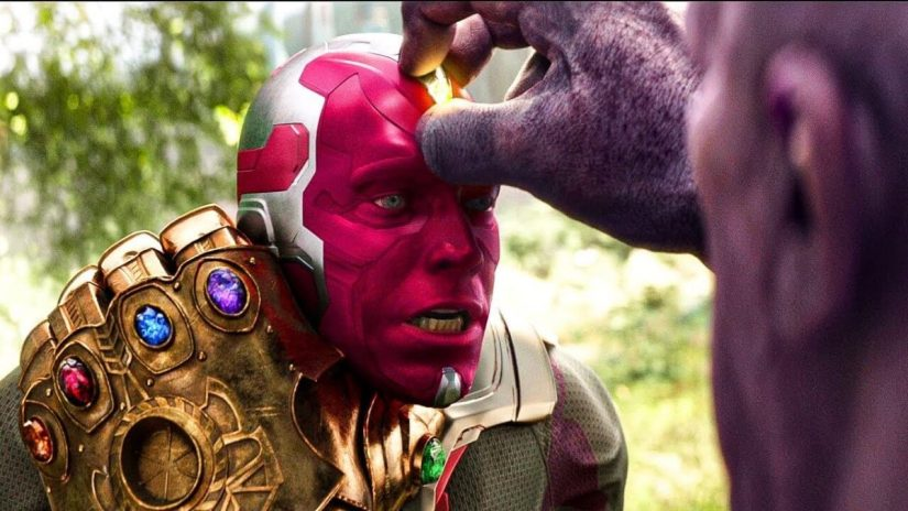 Avengers Endgame Wandavision