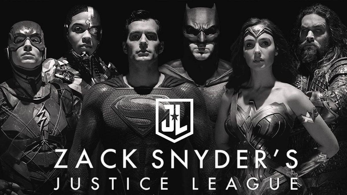donde ver la zack snyder's justice league