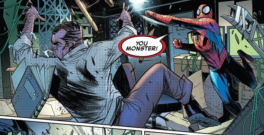 El Asombroso Spiderman 24