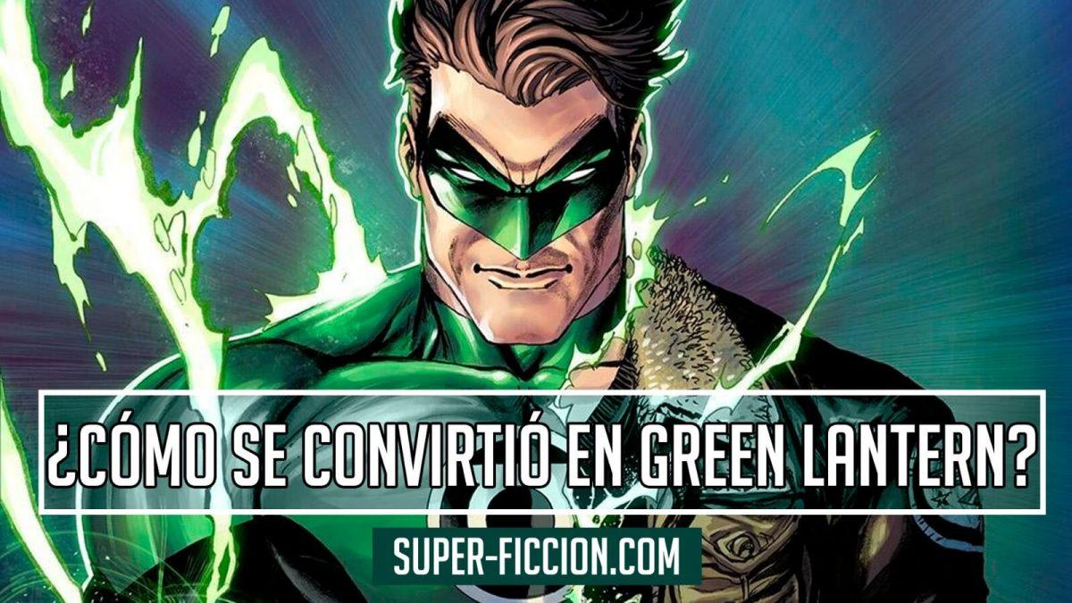 Hal Jordan Linterna Verde