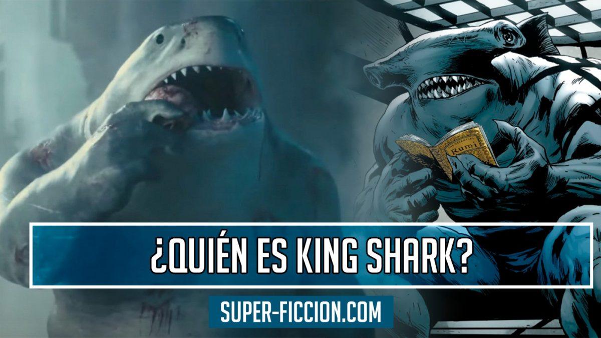 King Shark Suicide Squad
