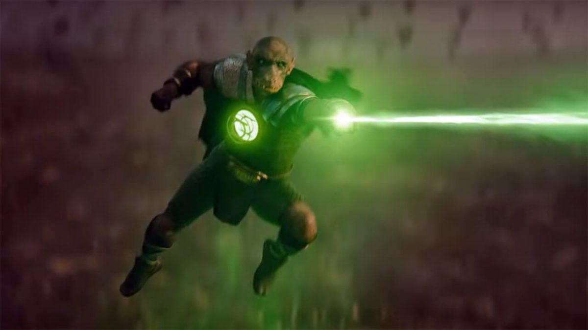Quien es el Green Lantern en la Snyder Cut