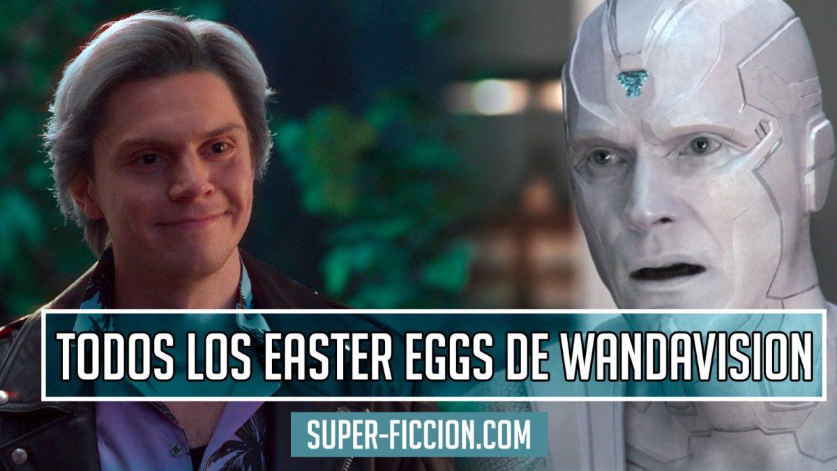 WandaVision: Todos los easter eggs, guiños y referencias de la serie