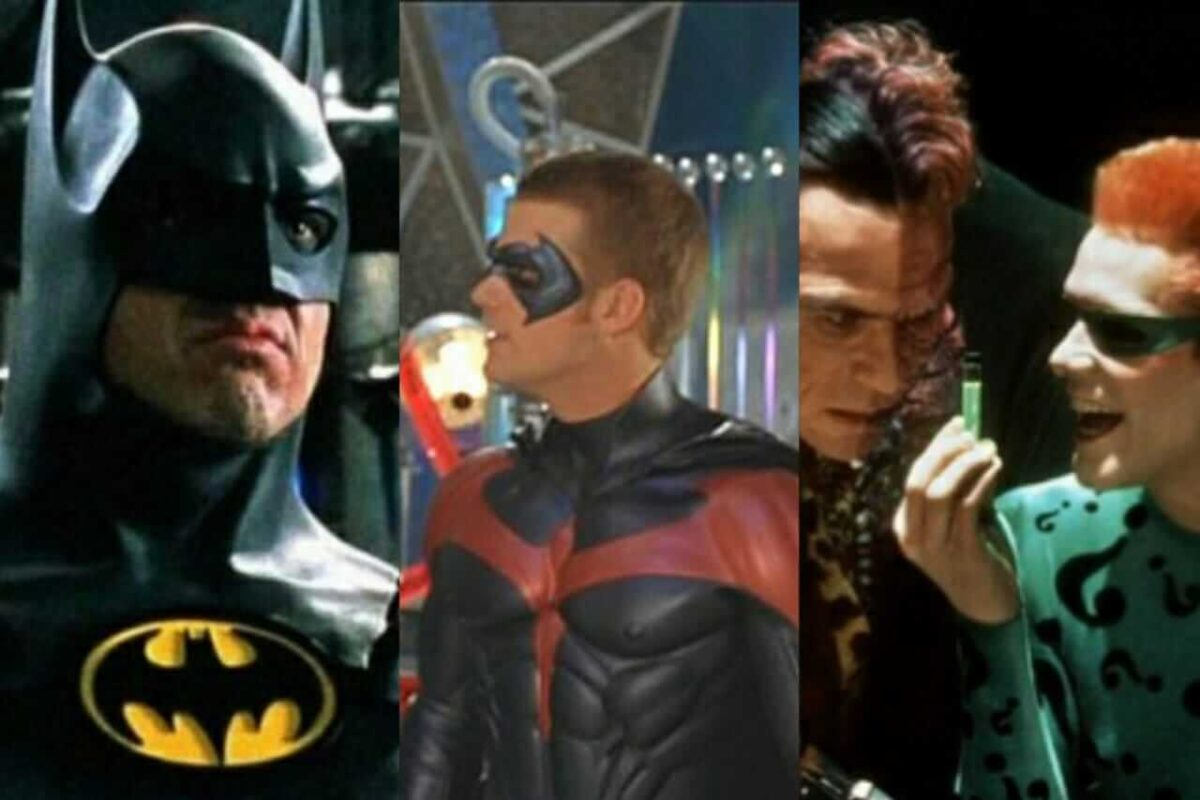 Flash Batman Forever Robin