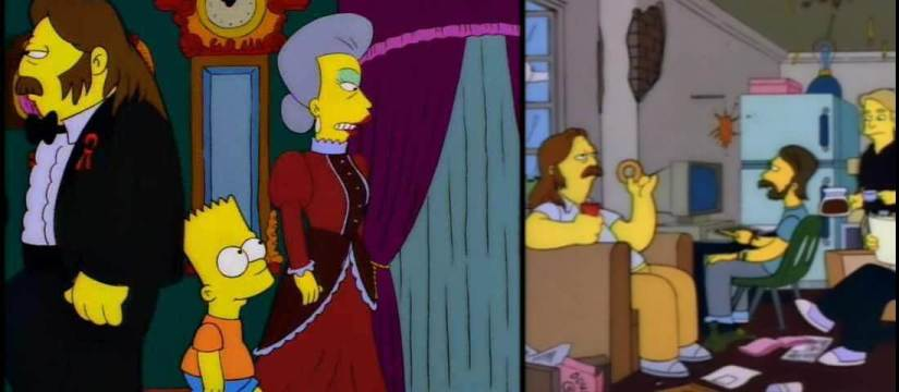 John Swartzwelder Los Simpsons