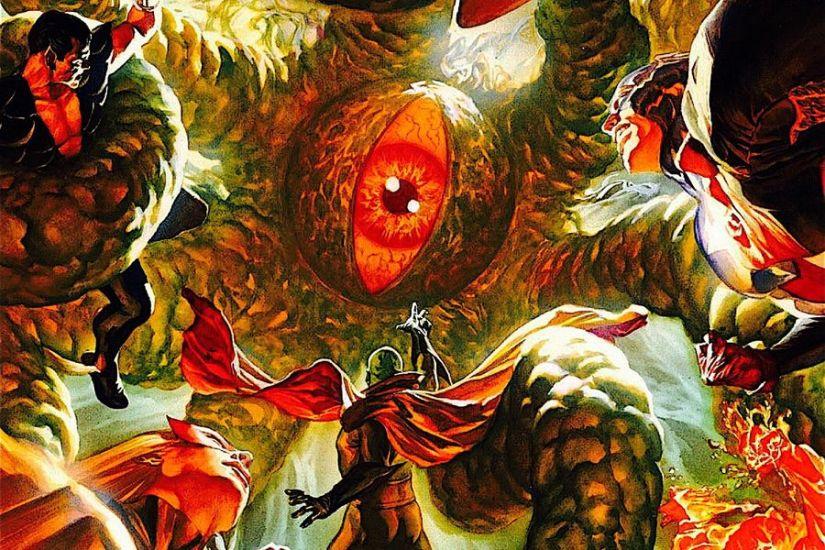 Marvel Studios Shuma-Gorath