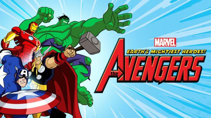 Los Vengadores Los Héroes Más Poderosos de la Tierra