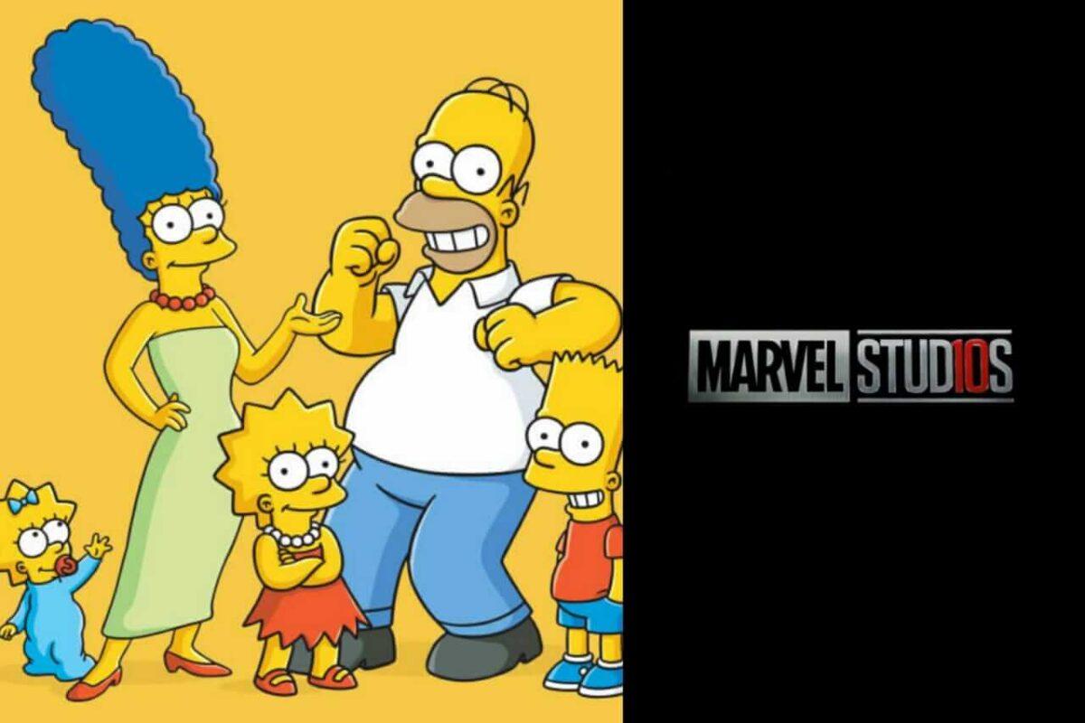 Los Simpsons y Marvel