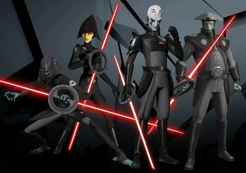 Inquisidores Star Wars