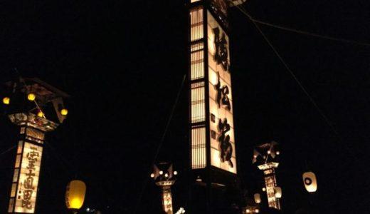 地元(七尾市)のお祭り「新宮納涼祭」ってどんなお祭り?ご紹介します!