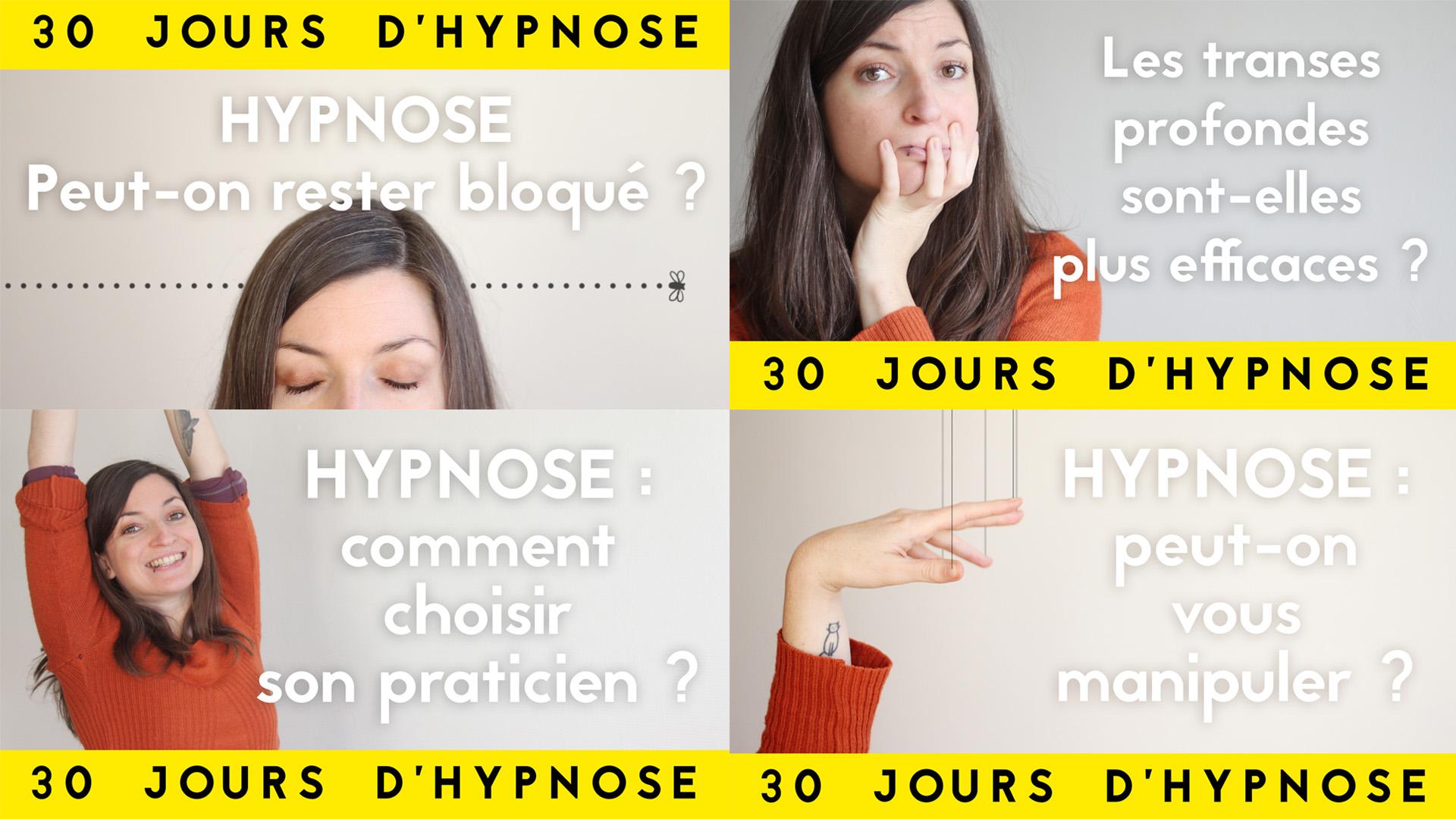 30 jours d'hypnose, partie 3