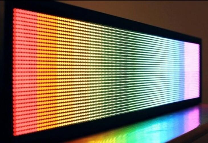 светодиодная вывеска