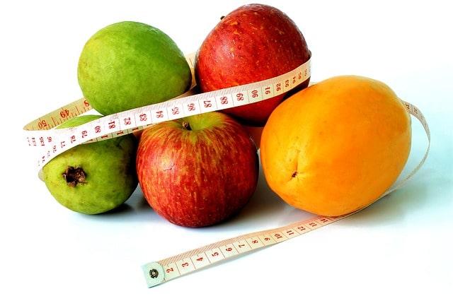 hubni ovocem a zeleninou