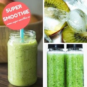 Revitalizační zelené smoothie