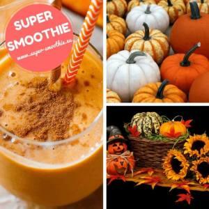 Pikantní dýňové smoothie - Halloween Pumpkin