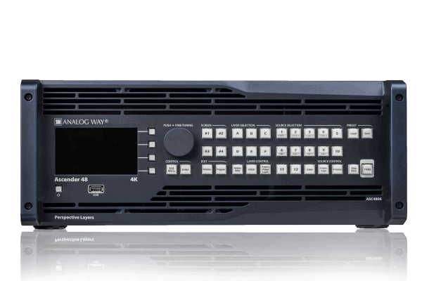 Analogway Ascender Switcher
