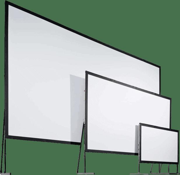 HD 16:9 Format Projector Screen