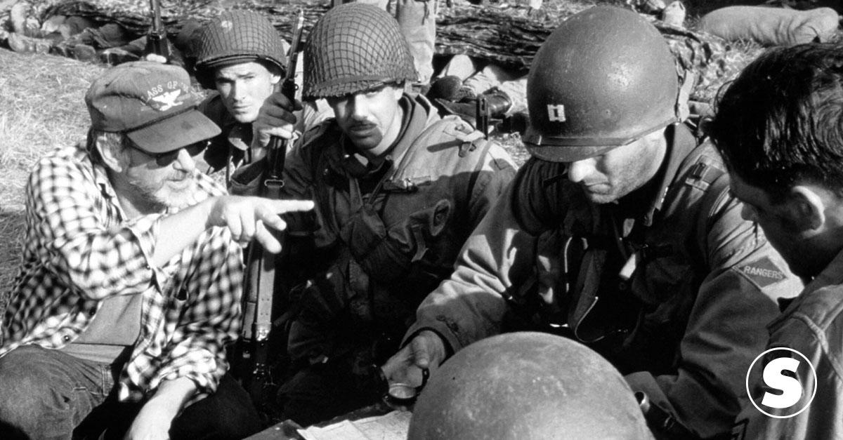 Hollywood pega em armas: a história dos filmes de guerra