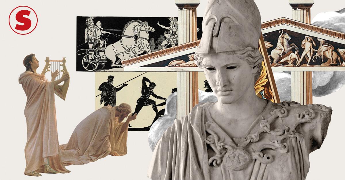 Deuses do Olimpo: impulsivos, ciumentos e humanos demais