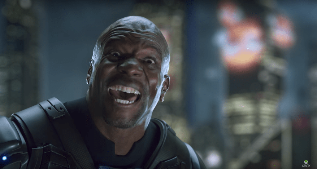E3 2017: Terry Crews & The Agents of Crackdown 3