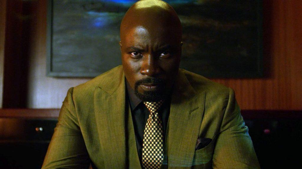 Luke the Kingpin of Harlem - Super. Black.