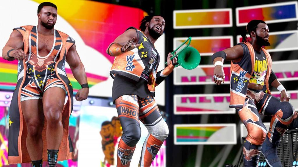 The New Day - WWE 2k Series