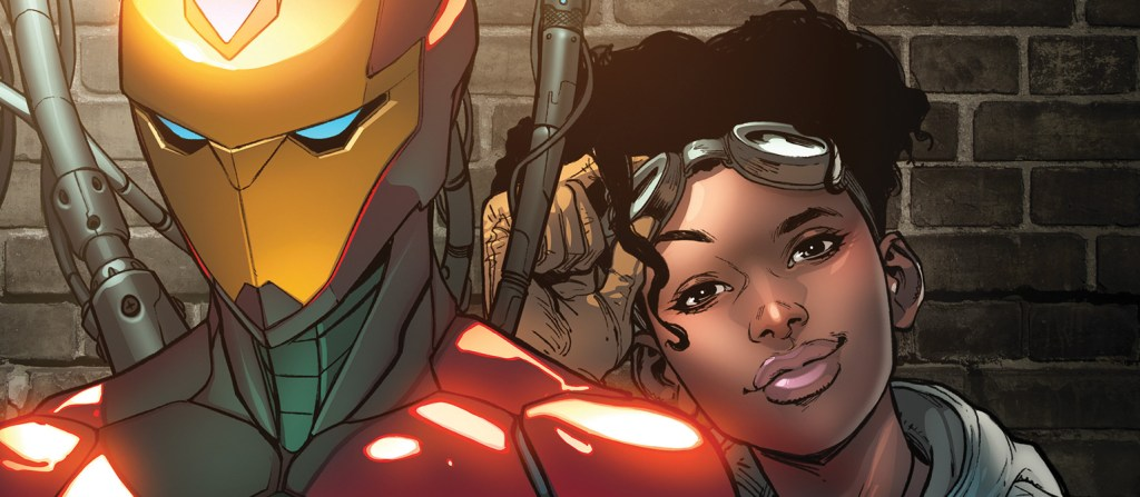 Superheroes for black girls to look up to - Riri WIlliams