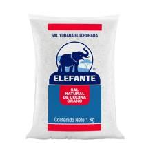 Sal Elefante de grano blanca 1 Kg  Walmart