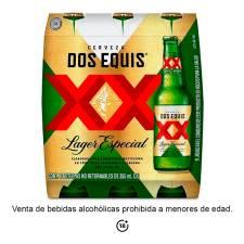 cerveza clara dos equis
