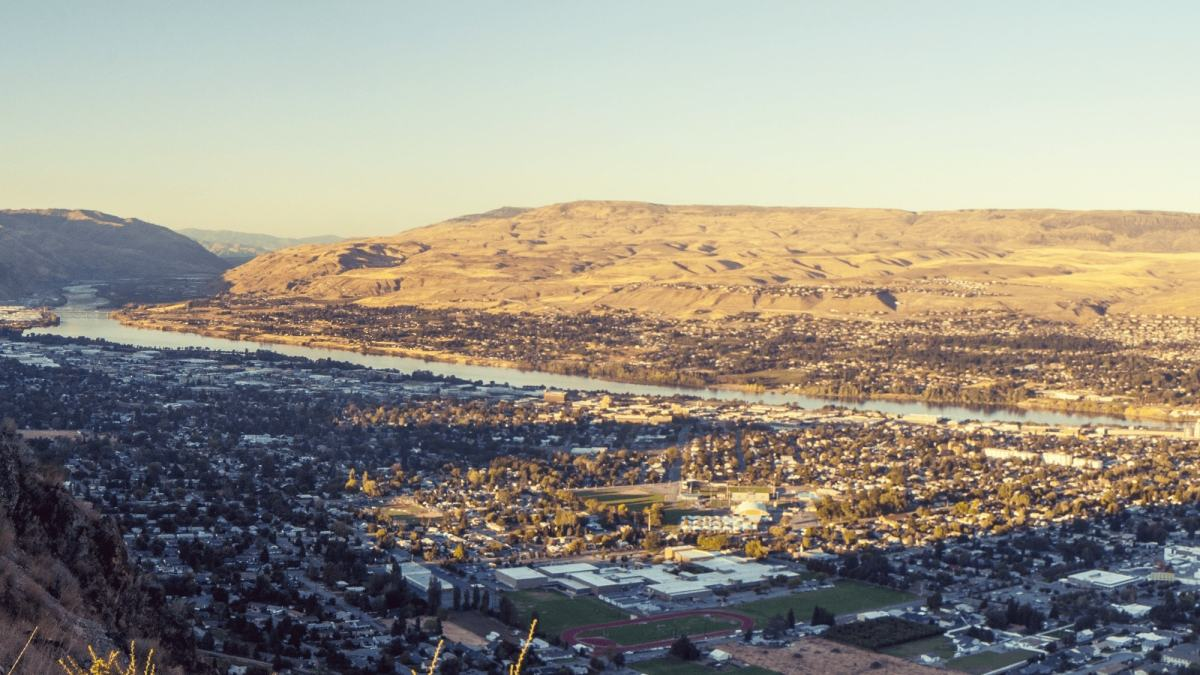 Wenatchee Washington