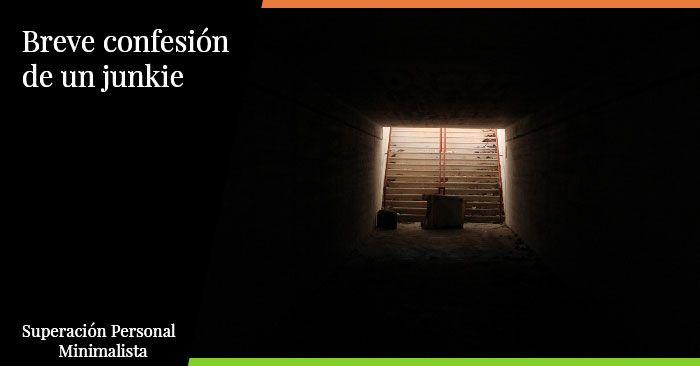 Breve confesión de un junkie
