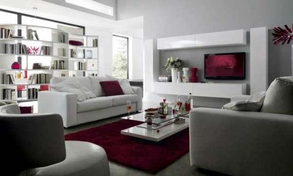 moderne wohnzimmer weis - tagify.us - tagify.us. beautiful ...