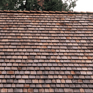 Wood Shake Roofing Products