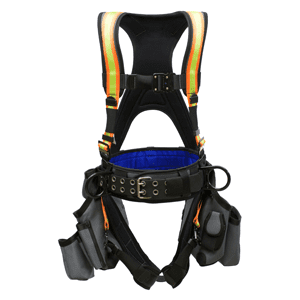 3-D Deluxe Harness with Tool Bags