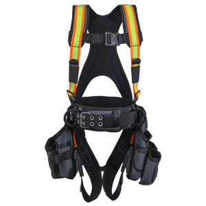 Deluxe Harness With Tool Bags
