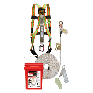 Total Package M USA Safety Kits