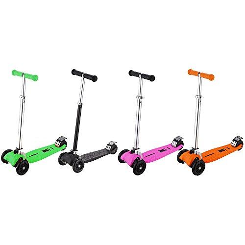 iScoot© Pro v2 Tilt Kickboard Mini T-Bar 3 Wheel Kick