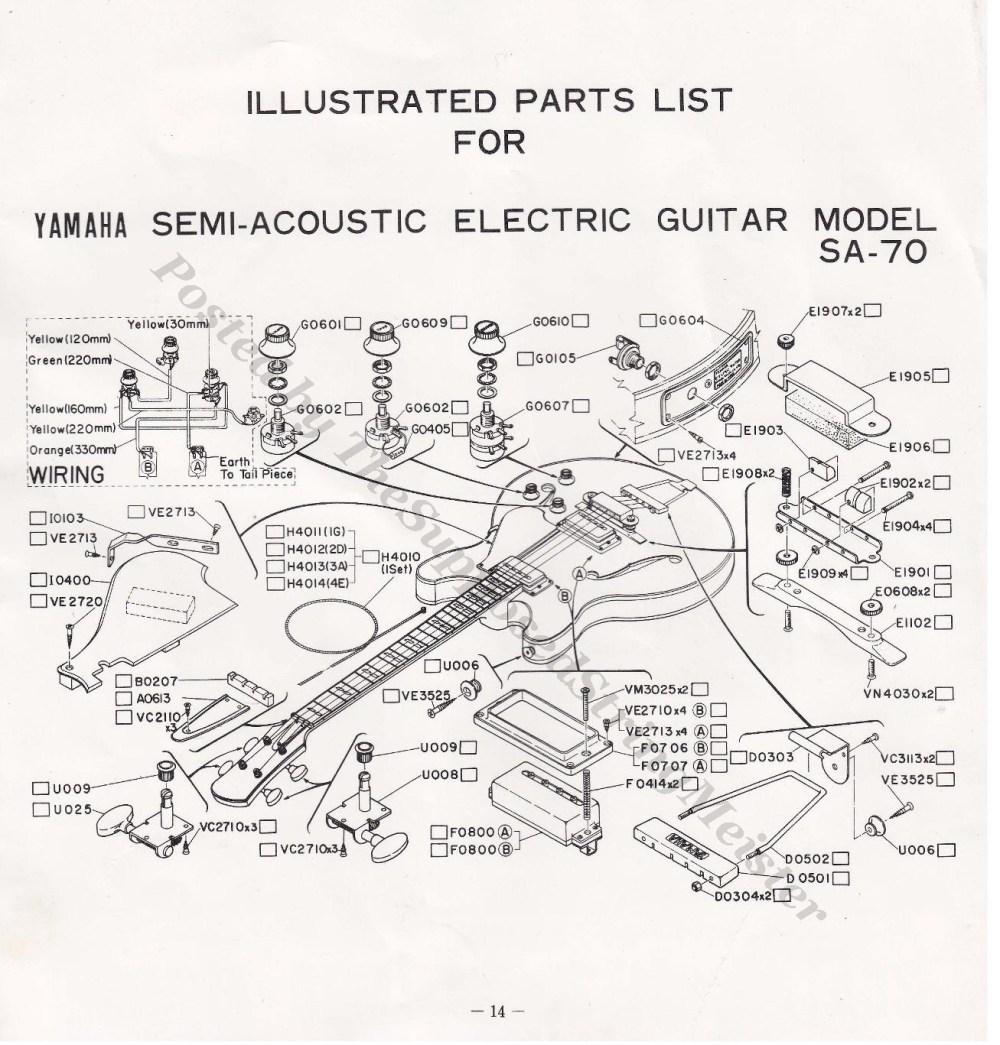medium resolution of yamaha guitar wiring diagram ndash readingrat net