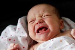 ubediti bebu da sisa