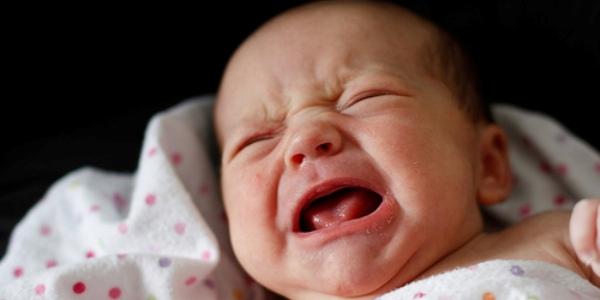nervozna beba
