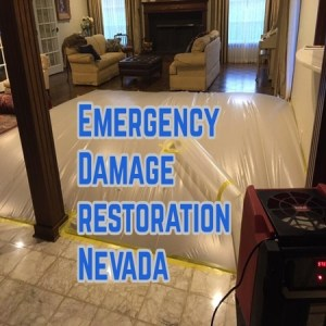 Emergency Damage Restoration Nevada