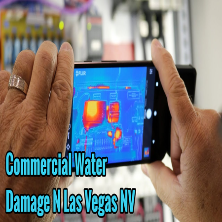Commercial Water Damage N Las Vegas NV