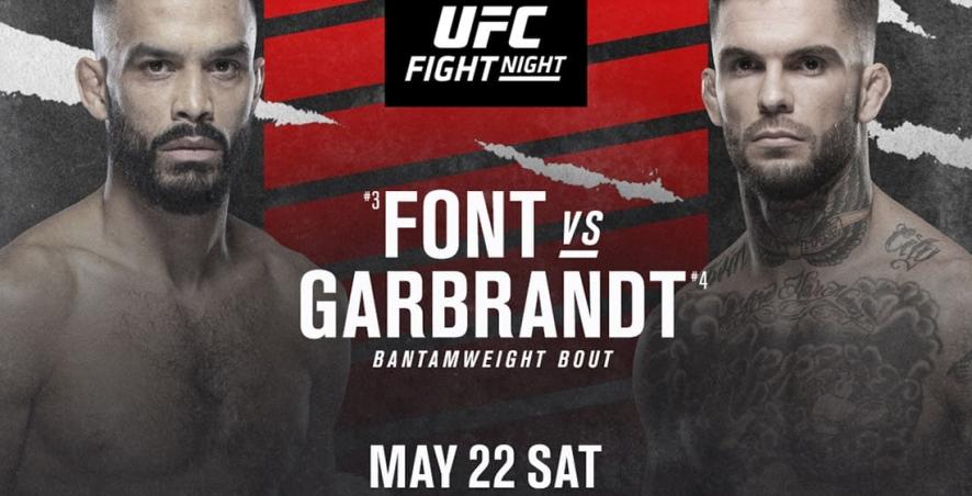 UFC Fight Night 188 Fightcard