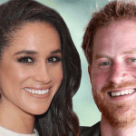 Meghan Markle and Prince Harry attending Pippa Middleton's wedding together