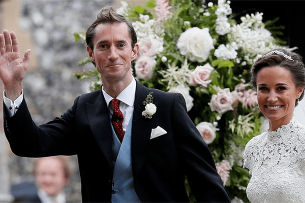 Pippa Middleton gets wed! Get inside the one of a kind royal reception