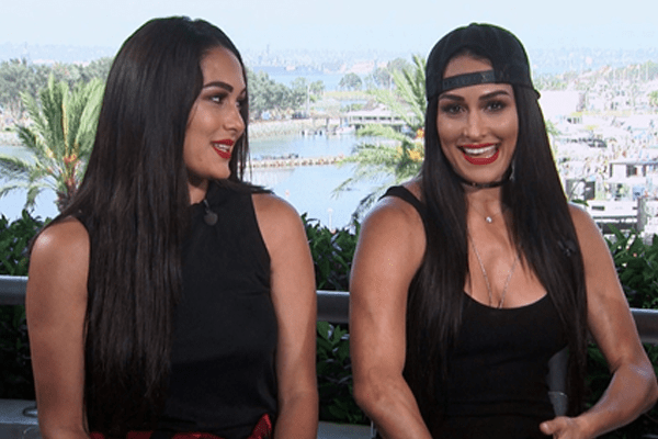 "Total Bellas star, Nikki Bella talks about her ""Stunning"" Designer Gown that she found"