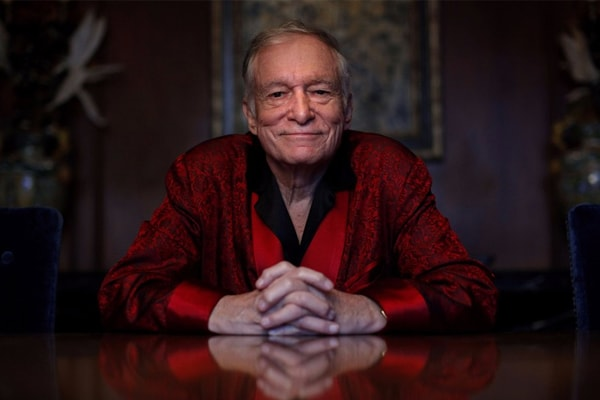 Legendary Playboy founder Hugh Hefner dead at 91